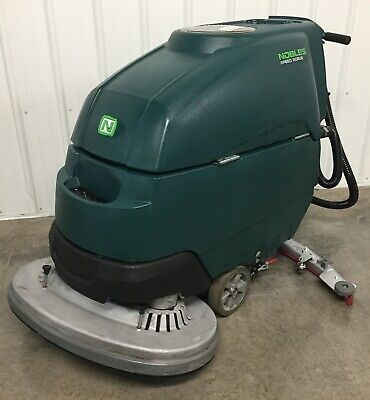 Tennant Nobles Ss-5 32 Floor Scrubber