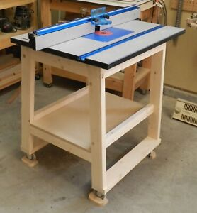 Looking for router table