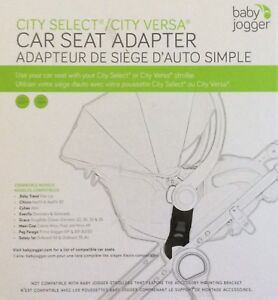 Adapteur Baby Jogger City Select