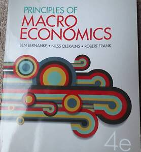Principles of macroeconomics textbooks gumtree australia free principles of macroeconomics textbooks gumtree australia free local classifieds fandeluxe Image collections