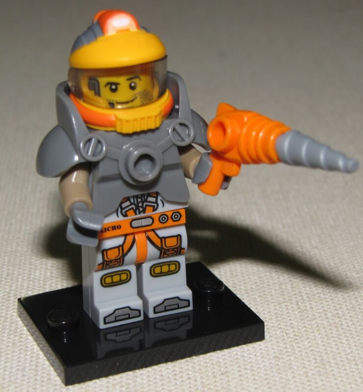 LEGO NEW SERIES 12 MINIFIGURES 71007 YOU PICK MINIFIGS UNUSED ONLINE GAME CODE  Space Miner