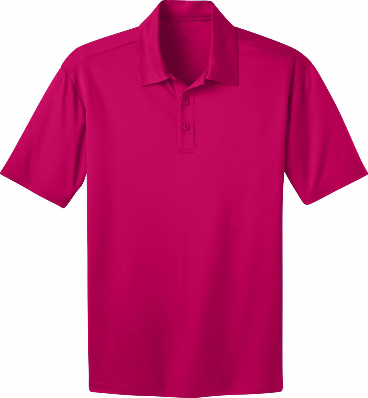 7XL Port Authority Silk Touch Sport Shirt Extended Sizes Red