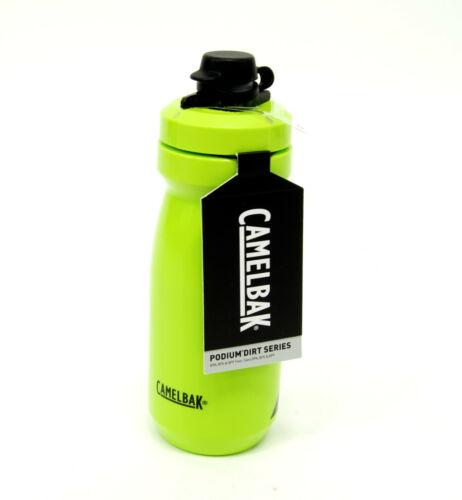 Camelbak Podium Dirt Series BPA Free Water Bottle 21oz 620ml Lime Green