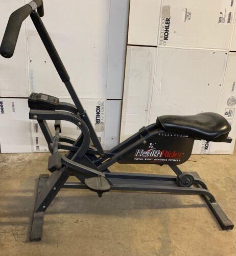 Original Healthrider, health rider, Total Body fitness Exercise Machine