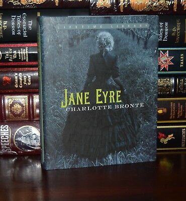 Jane Eyre by Charlotte Bronte New Deluxe Unabridged Hardcover Classics -
