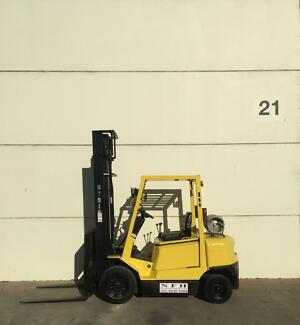 Hyster Forklift $10,000.00 plus GST smeaton Grange,NSW, Sydney