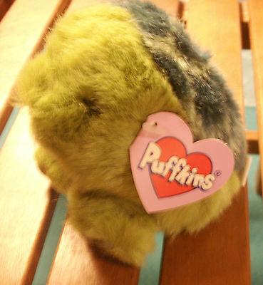 puffkins shelly  2-12-97  plush swibco   1994 boy girl