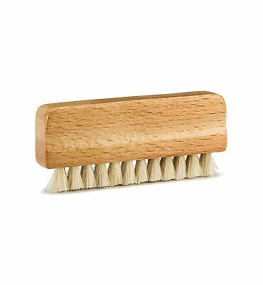 Genuine Goat's Hair Vinyl Record Cleaning Brush