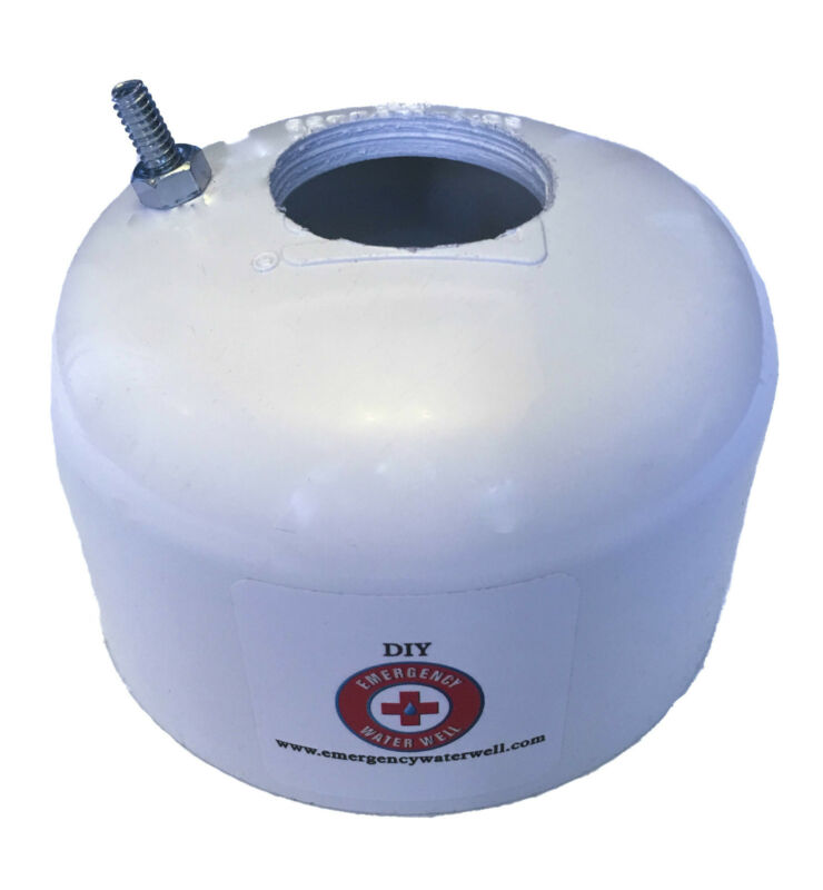 Water Well Cap - 4 Inch