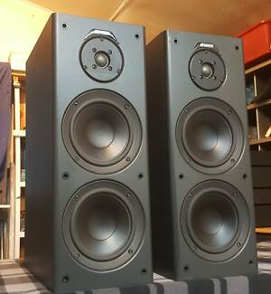 JENSEN PROLINE MUSIC/HOME THEATER SPEAKERS/4 OHM/USA