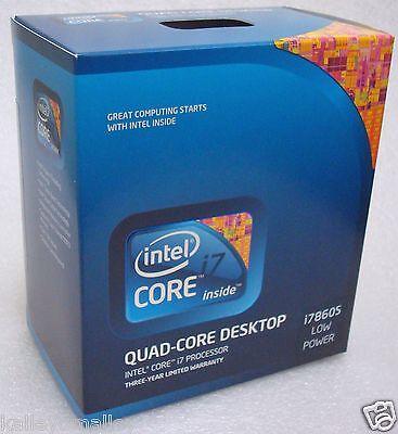 Intel Bx80605i7860s Slblg Core I7-860s 8m Cache 2.53 Ghz Lga1156 Retail Box