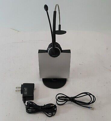 Jabra GN Netcom GN9120 Mono 2.4GHz Wireless SoundTube Phone Headset 2.4 Ghz Wireless Phone