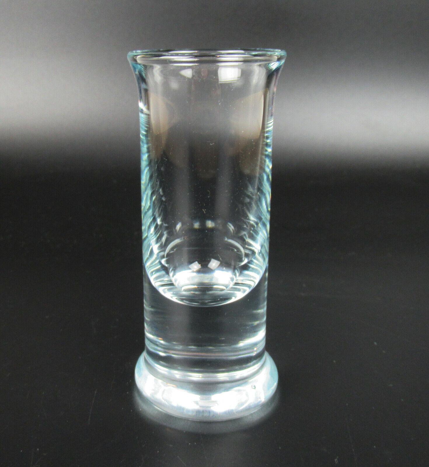 Holmegaard Schnapsglas Serie No. 5 Per Lütken Design 1970 Denmark Shot Glass