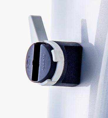 QUOKKA WHEELCHAIR FLAT ADAPTER FOR BAGS, SMARTPHONE CASES / ROLLATORS / WALKERS Flat-adapter