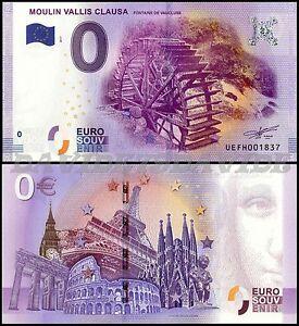 UEFH-1-BANCONOTA-TURISTICA-DA-0-EURO-FRANCIA-2017-MOULIN-VALLIS-CLAUSA