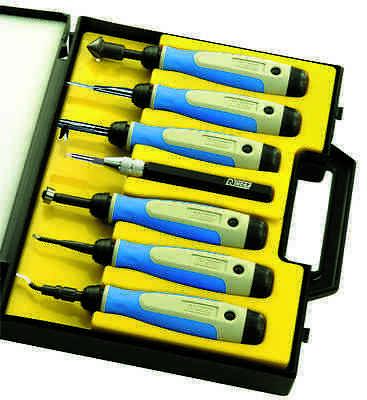 Noga Sp7700 - 7 Pc. Set Deburring Tool