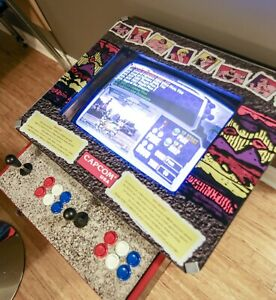 Retro Sit down video arcade with. 750 games