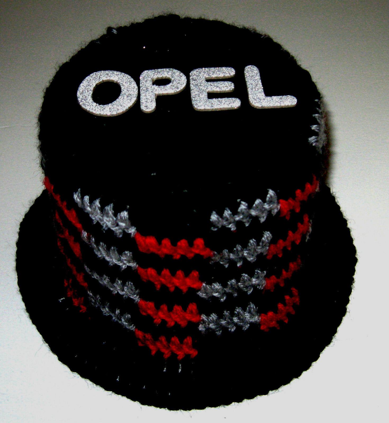 """ OPEL "" Klohut für Klorolle-Toilettenpapier Husse-Hut"