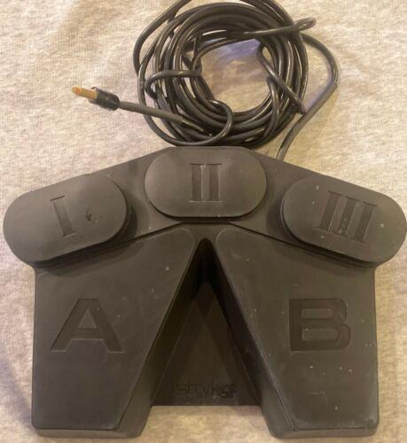 Stryker TPS FootSwitch IPX7 Bi-Directional REF:5100-008-000