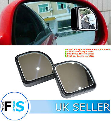 Right Driver Side Wide Angle Mirror Glass for Jaguar XF 2007-2015 0131RAS