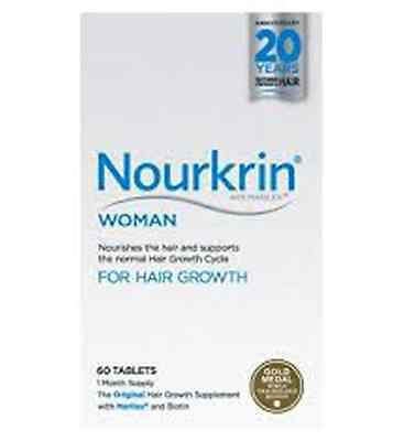 Nourkrin Woman 60 Tablet