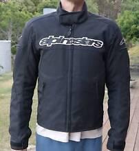 Alpine star Motorcycle jacket Daylesford Hepburn Area Preview