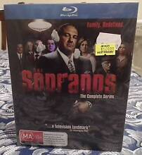 THE SOPRANOS - THE COMPLETE SERIES BLU RAY. BRAND NEW SEALED. Wyndham Vale Wyndham Area Preview
