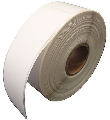 12 Rolls... 30252 White Labels 1-18x3-12 Compatible With Dymo Labelwriter
