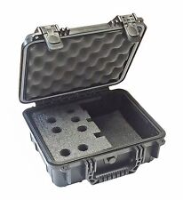 New Black Hard Carrying Case for Bird 43 or 4304A Wattmeter
