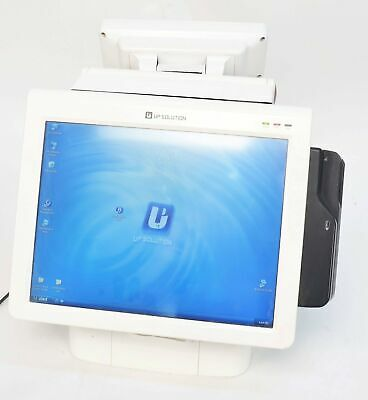 Up-solution Up-7000 Pos Touch Screen Computer Integrated Card Reader Printer