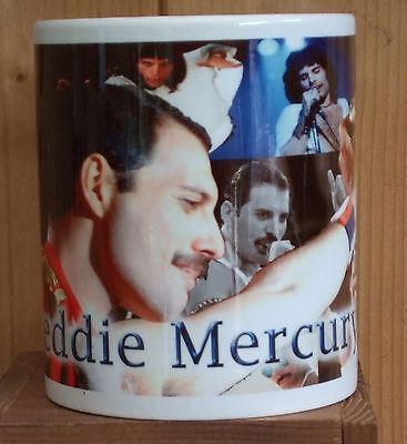 Freddie Mercury Tribute Classic rock mug