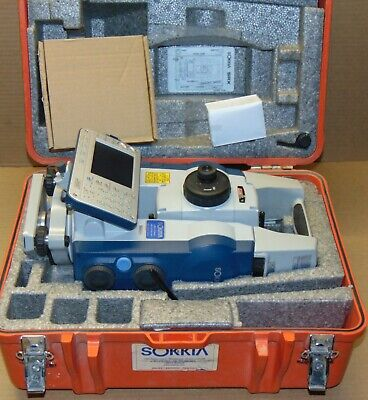 Sokkia Srx1 1 Robotic Total Station With Rc-ts3 Handle New Batteries Charger