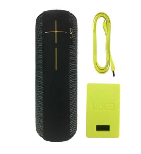 Ultimate Ears UE MEGABOOM Wireless Waterproof Portable Speaker Panther Black