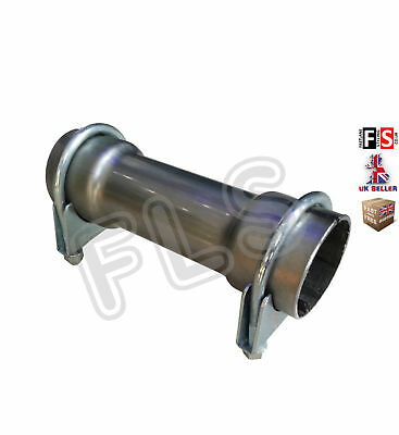 UNIVERSAL EXHAUST BACKBOX PIPE CONNECTOR SLEEVE JOINT ADAPTER 48 MM  Talbot