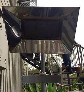 Outdoor/Patio Heater - Heat-Flo radiant heater (4 available) Greenslopes Brisbane South West Preview