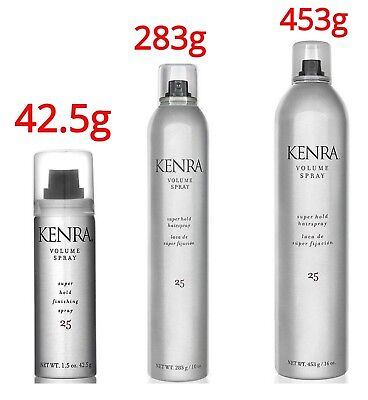Kenra Professional Volume Spray 25 Super Hold Spray **All Size Available**