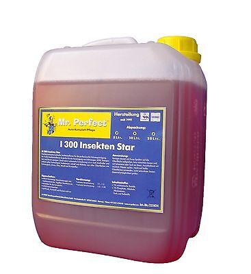 Mr. Perfect® I 300 Insektenreiniger, 5L - Insektenentferner, Insektenlöser