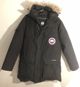 b09284abe55 Canada Goose Expedition Parka in Black
