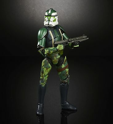 2017 Sdcc Star Wars Black Series Commander Gree Clone Toys R Us Tru Exclusive