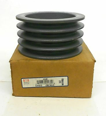 TB WOODS, BUSHING BORE V-BELT PULLEY , 6.0 X 4B-SD