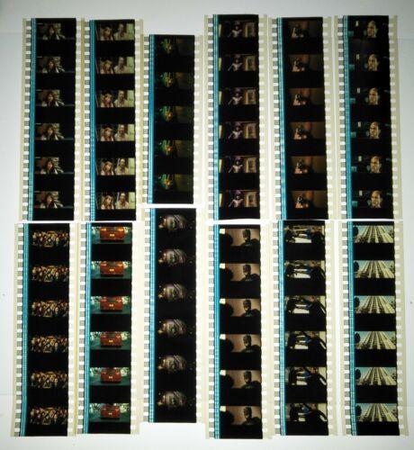 Kick-Ass Movie (2010) 60 x 35mm Genuine Film Cells 12 x Strips Reel Spool (A)