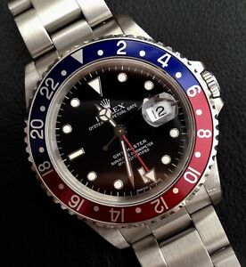 WATCH COLLECTOR BUYS ALL VINTAGE USED MODERN ROLEX & TUDOR