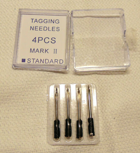 New Mark II Tagging Needles 4 pcs Standard
