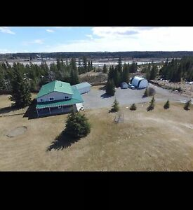 Great Opportunity- River Side Acreage