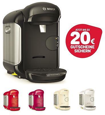 B-Ware Bosch Tassimo Vivy 2 + 20 EUR Gutscheine* Heißgetränk Kaffee Maschine  Tassimo-maschine