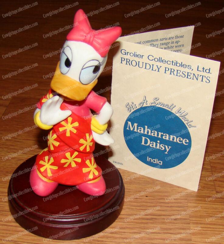 Walt Disney, MAHARANEE DAISY - India, It