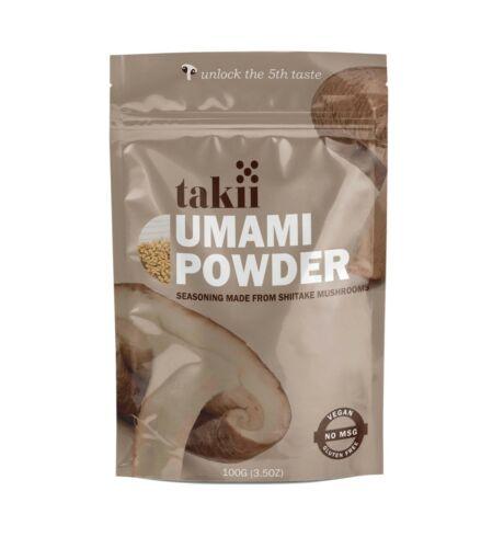 Takii Umami Powder 3.5 oz pouch