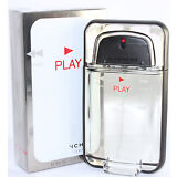 Play by Givenchy For Men Eau De Toilette 3.4/3.3 OZ 100 ML Spray New Box