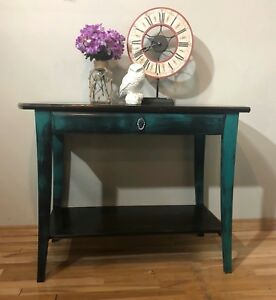 Entryway/Sofa table $200