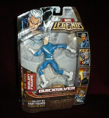 2006 MARVEL LEGENDS QUICKSILVER BLUE VARIANT BLOB SERIES LEFT ARM BAF PIECE NEW!